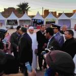 عامل إقليم زاكورة يترأس افتتاح المهرجان الدولي الرابع للحناء بتازارين-3