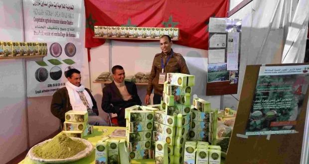 عامل إقليم زاكورة يترأس افتتاح المهرجان الدولي الرابع للحناء بتازارين-434