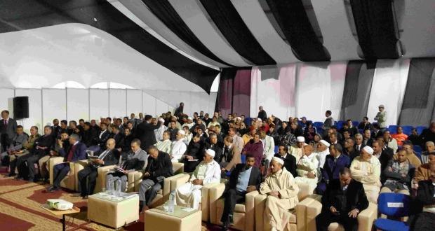 عامل إقليم زاكورة يترأس افتتاح المهرجان الدولي الرابع للحناء بتازارين-5