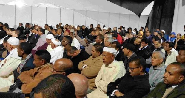 عامل إقليم زاكورة يترأس افتتاح المهرجان الدولي الرابع للحناء بتازارين-64