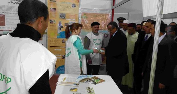 عامل إقليم زاكورة يترأس افتتاح المهرجان الدولي الرابع للحناء بتازارين-7