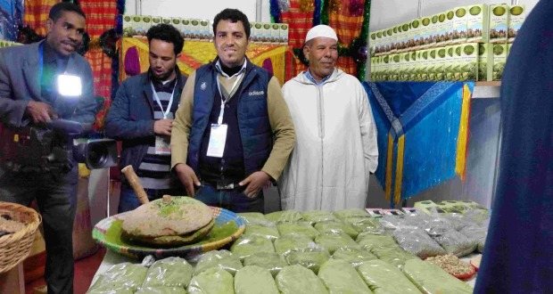 عامل إقليم زاكورة يترأس افتتاح المهرجان الدولي الرابع للحناء بتازارين-9-2