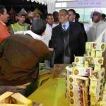 عامل إقليم زاكورة يترأس افتتاح المهرجان الدولي الرابع للحناء بتازارين-903