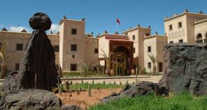 """قطاع السياحة باقليم تنغير… يتعزز بمشروع سياحي """" قصر قيصر """" بقلعة مكونة"""