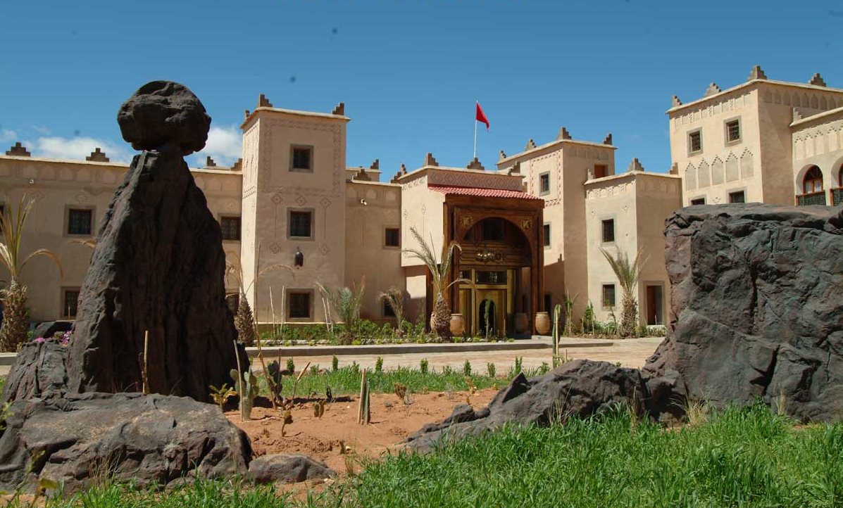 قصر قيصر بقلعة مكونة