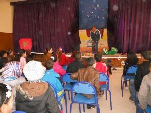 نادي الطفولة لدار الشباب قلعة امكونة يلتقى بالأطفال في صبيحية تربوية-3