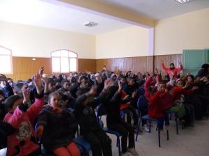 نادي الطفولة لدار الشباب قلعة امكونة يلتقى بالأطفال في صبيحية تربوية-9