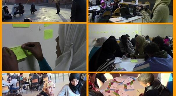 برنامج نجاحي في عزيمتي الدورة الثالثة بورزازات وزاكورة