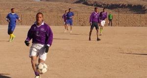 تازارين: فريق الشبيبة يتصدر دور ذهاب بطولة تازارين في كرة القدم