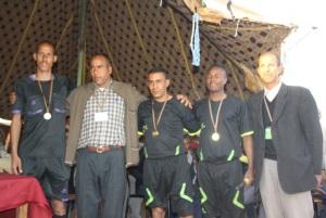 اختتام فعاليات دوري لكرة القدم بجماعة ترناتة -1