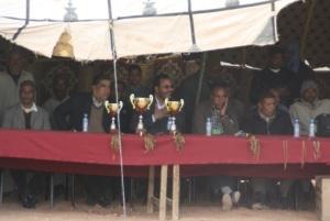 اختتام فعاليات دوري لكرة القدم بجماعة ترناتة