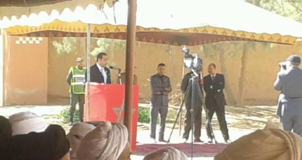 الاحتفال بالذكرى 58 للزيارة التاريخية لبطل التحرير جلالة المغفور له محمد لخامس إلى محاميد الغزلان-3 3