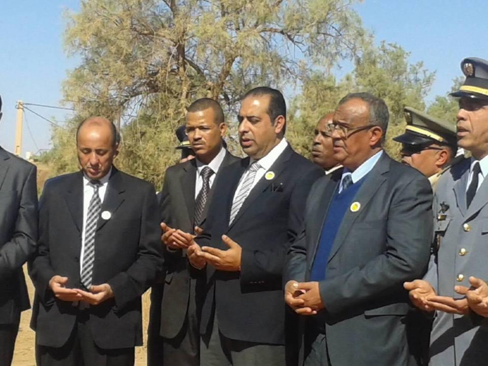 الاحتفال بالذكرى 58 للزيارة التاريخية لبطل التحرير جلالة المغفور له محمد لخامس إلى محاميد الغزلان