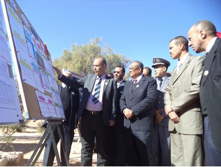 الاحتفال باليوم الوطني للسلامة الطرقية نيابة زاكورة -1