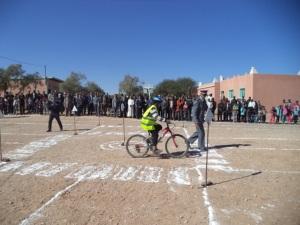 الاحتفال باليوم الوطني للسلامة الطرقية نيابة زاكورة -2