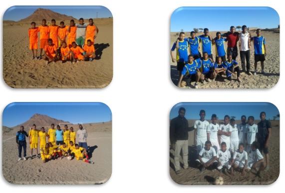 الرياضة جسر للتعارف والرقي بالقيم الإنسانية