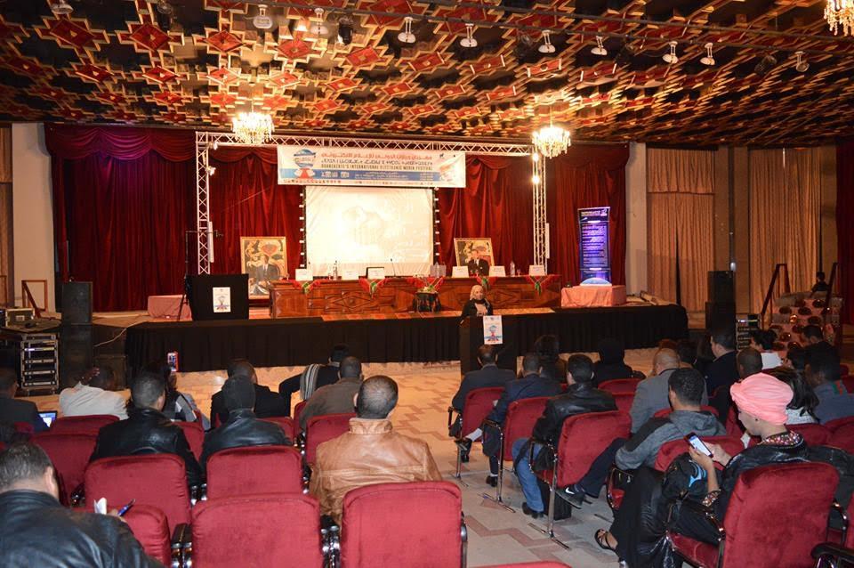انطلاق فعاليات مهرجان ورزازات الدولي للإعلام الإلكتروني بحضور إعلاميين من 9 دول