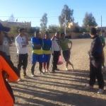 """""""إتحاد املال"""" يتصدر دور الذهاب من بطولة كرة القدم دار الشباب النقوب"""