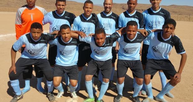 تازارين: فريق جمعية زكونو الرياضية يظفر بأول انتصارله في البطولة