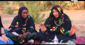 لباس ساكنة إقليم زاكورة