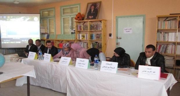 احتفال ثانوية سيدي صالح التأهيلية باليوم العالمي للمرأة –5