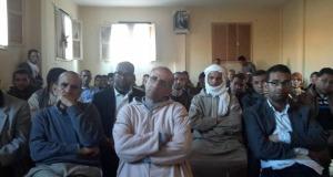 زاكورة: التوجه الحكومي نحو اقرار العدالة المجالية لفائدة مناطق الجنوب الشرقي محور لقاء بالنقوب