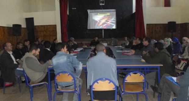 """ورزازات: جمعية تنمية التعاون المدرسي تنظم يومين تحسيسيين حول موضوع """" أغنية الطفل """""""