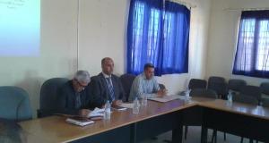 تجديد انتخاب الفرع الإقليمي للجامعة الملكية المغربية للرياضة المدرسية بالمديرية الإقليمية لزاكورة