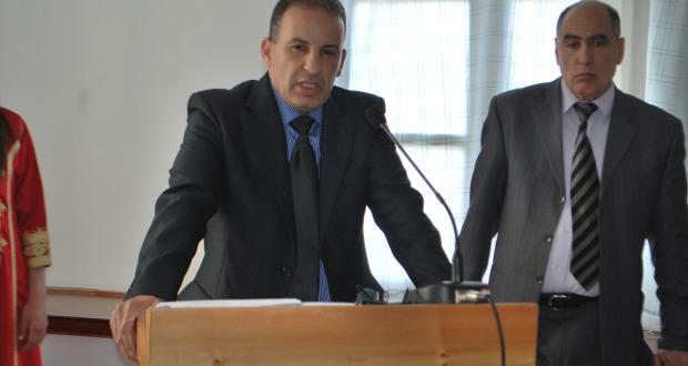 """""""عبد الرحيم الشعيبي"""" على رأس المديرية الجهوية لوزارة الصحة بدرعة تافيلالت"""