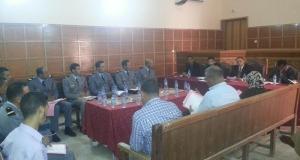 الاجتماع الدوري لخلية التكفل بالنساء و الأطفال ضحايا العنف بالمحكمة الابتدائية بزاكورة