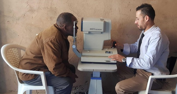 تازارين: جمعية واحة زكونو للتنمية تستقبل قافلة طبية متعددة الاختصاصات