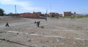 ساكنة حي التمور تطالب عامل الإقليم بتغيير مكان الإقامة السكنية لعمالة زاكورة
