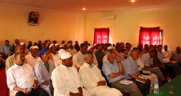 جماعة تمكروت تنظم لقاءا تواصلي حول برنامج عمل الجماعة PAC-2