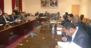 زاكورة: لقاء تشاوري بين وفد من مندوبية الاتحاد الأوربي بالمغرب وفاعلين محليين