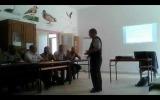 مشكل محمية أريقي في الملتقى الوطني بالمركز البيئي سيدي بوغابة بالقنيطرة