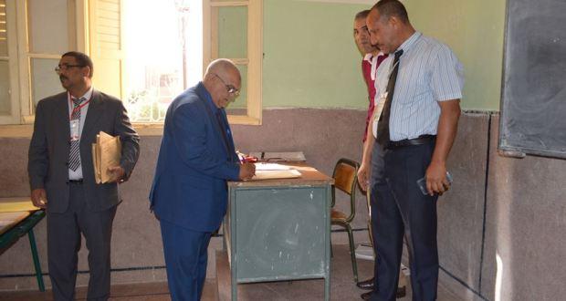 الرشيدية : تصحيح أوراق الامتحان بأكاديمية درعة تافيلالت: تعبئة أزيد من 2000 أستاذ (ة) و397 لجنة تصحيح .