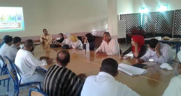 """ميلاد """"جمعية اكدز للانقاذ و السلامة الطرقية"""" بأكدز"""