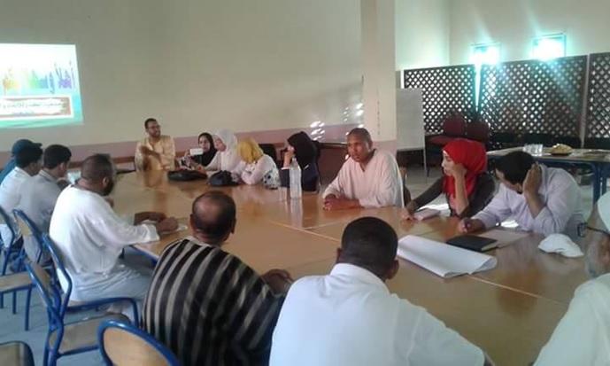 جمعية اكدز للانقاذ و السلامة الطرقية