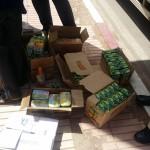 لجنة مراقبة صلاحية وجودة المواد الغذائية بزاكورة تحجز مواد غذائية منتهية الصلاحية