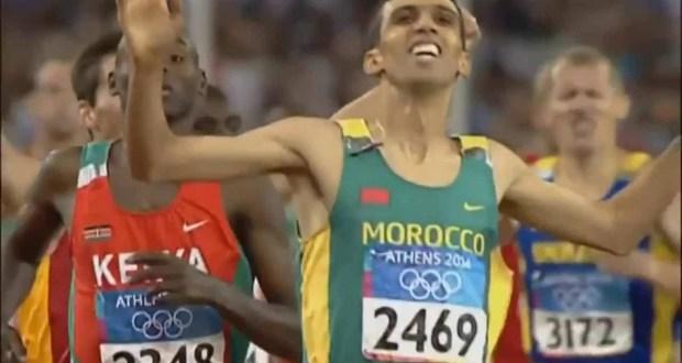 المشاركة المغربية في أولمبياد ريو 2016