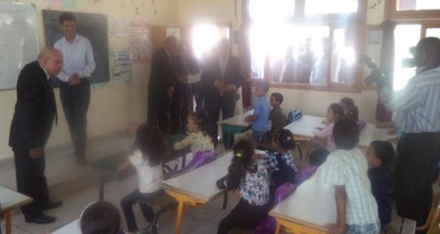 الانطلاقة الرسمية للدخول المدرسي – زاكورة -1