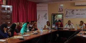 قافلة جهوية من أجل الرفع من تمثيلية و مشاركة النساء في العمل السياسي-2