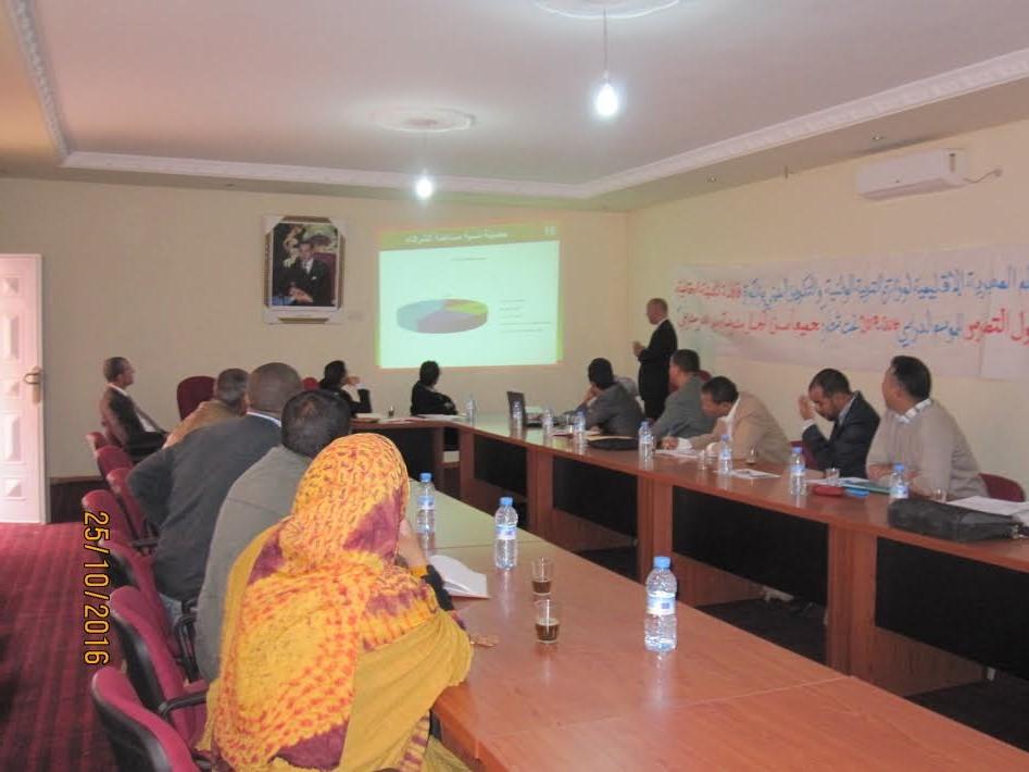 انطلاق قافلة التعبئة الاجتماعية لدعم التمدرس بمديرية إقليم زاكورة