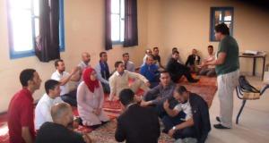 """جمعية بسمة للغة الإنجليزية بزاكورة تنظم يوما تكوينيا من تاطير الدكتور """"عبد الله الحلوي"""""""