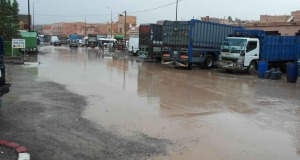زاكورة: سكان  مركز تزارين يطالبون بحملة توعية للحد من ظاهرة التلوث البيئي