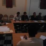 يوم تواصلي مع جمعيات المجتمع المدني بالنقوب
