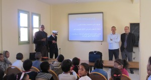 انطلاق البرنامج  الإقليمي للتربية على السلامة الطرقية بمديرية زاكورة
