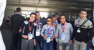 زيارة السفير الامريكي لشباب درعة تافيلالت في قلب الحدث  COP22