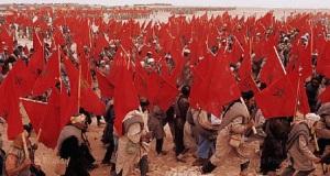 ثانوية الامام الشافعي الاعدادية تحتفي بالذكرى 41 للمسيرة الخضراء