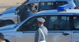 تنغير : مصالح الدرك الملكي  تعتقل اكبر مروج للمخدرات